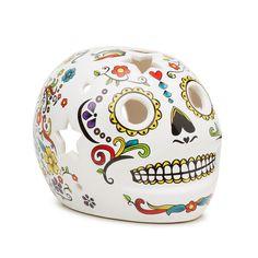 Skull Tea Light Holder, $12.95 #sportsgirl