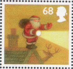 Literary Stamps: Briggs, Raymond (b. 1934)