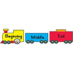 Activities eNewsletter: All Aboard for Beginning, Middle, and End! Free Patterns