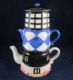 Ganz Bella Casa Light Teapot Sugar Bowl Creamer Set VGC 4 Piece | eBay