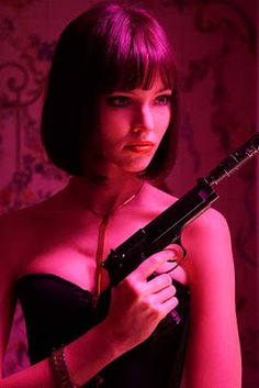 ANNA starring Sasha Luss has been released on DVD and Blu-ray. Gun Aesthetic, Badass Aesthetic, Bad Girl Aesthetic, Girl Photo Shoots, Girl Photos, Pose Portrait, Portraits, Anna Movie, Spy Girl