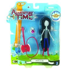 """Amazon.com: Adventure Time 5"""" Marceline with Axe with Accessories: Toys & Games"""