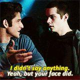 "stilinski-jpeg: ""Stiles is my spirit animal. """