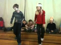 Russian play by Grade 2