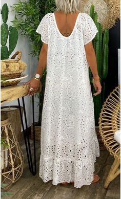 Simple Dresses, Casual Dresses, Summer Dresses, Maxi Dresses, Dress Outfits, Latest African Fashion Dresses, Flattering Dresses, Floral Maxi Dress, The Dress