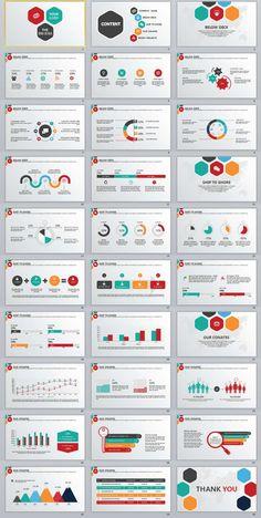30+Multipurpose Infographics PowerPoint templates