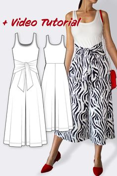 Style Couture, Couture Mode, Fashion Sewing, Diy Fashion, Sewing Clothes, Diy Clothes, Stylish Outfits For Women Over 50, Costura Fashion, Ladies Day Dresses