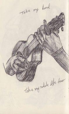 """Twenty One Pilots couverture á """"Can't Help Falling In Love"""" est trés bon chanson. Tout le monde ont été ecouté le chanson, c'est tellement bon!!"""