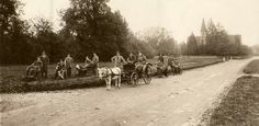Croxley Green-WW1 soldiers convalescing