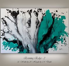 Hey, I found this really awesome Etsy listing at https://www.etsy.com/listing/186892958/original-acrylic-abstract-painting