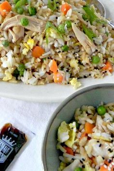 Easy Chicken Fried Rice Recipe