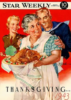 1943 … Thanksgiving (CAN) by x-ray delta one on Flickr.