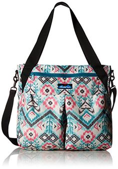 KAVU Baby Got Bag, Island Ikat, One Size #kavu #diaper #bag