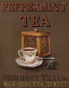 Peppermint Tea (Gregory Gorham)