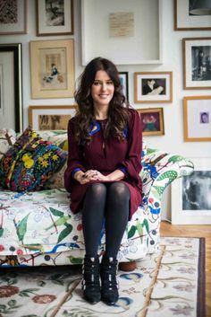 Make-up artist Lisa Eldridge: What I Wear