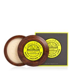 Crabtree  Evelyn Shave Soap in a Wooden Bowl West Indian Lime *** You can get more details by clicking on the image.Note:It is affiliate link to Amazon.