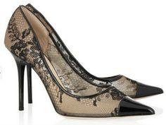 nova 2014 bombas para as mulheres de salto alto bombas marca saltos finos sapatos sexy apontou- toe bombas de mulheres senhoras laço sapatos bombas US $24.71