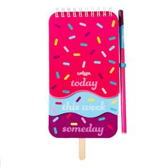 Icypole List Magnet Notebook