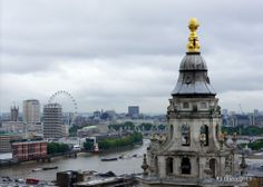 London-View from St Pauls Cathedral
