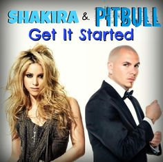 Pitbull ft. Shakira - Get It Started  Music video by Pitbull featuring Shakira performing Get It Started.  (C) 2012 RCA Records, a division of Sony Music Entertainment