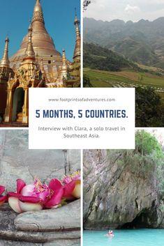 Adventure in Asia: Thailand, Cambodia, Laos, Myanmar, Vietnam Laos, Vietnam, 21 Years Old, Solo Travel, Southeast Asia, Cambodia, Mount Rushmore, Travel Inspiration, Thailand