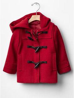 Red Baby Coat - Coat Nj
