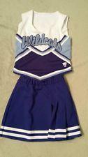 Varsity Cheerleading Uniform   eBay Cheerleading Uniforms, Cheer Stuff, Cheer Skirts, Cami, Carnival, Prom, Costumes, Fashion Outfits, Deco
