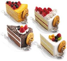 Cake Royale Series USB Flash Drives Offer Slices of Storage That Look Good Enough To Eat