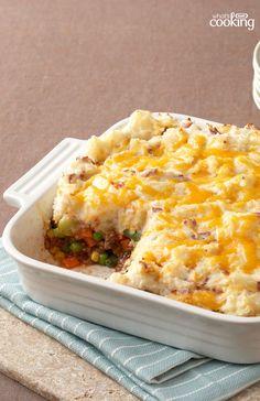 Updated Shepherd's Pie #recipe