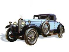 1927 Mercedes-Benz Model K Cabriolet Light Blue