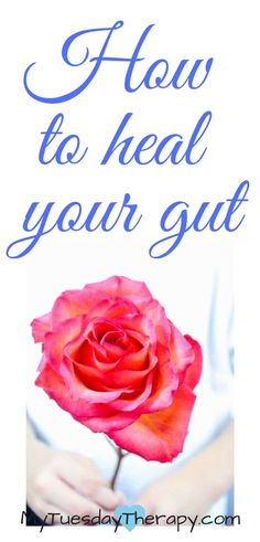 10 signs your gut is in trouble and tips on how to heal it. | Gut health and stress | Gut healing diet | Probiotics | #guthealth via @www.pinterest.com/mytuestherapy