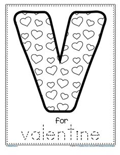 FREE Valentine's Day tracing and coloring prntable. - FREE Valentine's Day tracing and coloring prntable. FREE Valentine's Day tracing and coloring prntable. Stephanie Carey FREE Valentine's Day tracing and coloring prntable. Valentines Day Songs, Valentine Theme, Valentines Day Activities, Valentines Ideas For Preschoolers, Valentine Wreath, Valentine's Day Crafts For Kids, Valentine Crafts For Kids, Valentine Ideas, Printable Valentine