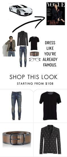 """The Change"" by freida-adams ❤ liked on Polyvore featuring Scotch & Soda, Dolce&Gabbana, Diesel, Neil Barrett, mens, men, men's wear, mens wear, male and mens clothing"