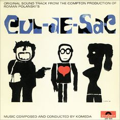 K Craig Contextualised: Polish Jazz Album Covers Polanski/komeda