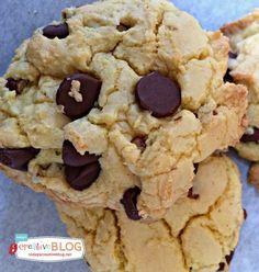 Cake Mix Chocolate Chip Cookie Recipe | TodaysCreativeBlog.net