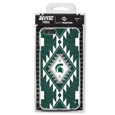 Michigan State Spartans PD Tribal Case for iPhone 6 #MobileMars