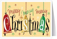 retro christmas cards - Google zoeken