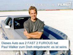 Geile Karre...  #paulwalker #funfact #ff8