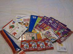 DIY Preschool Homeschool Kit - Crunchy Savings