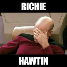 Richie Hawtin Facepalm