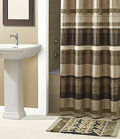 Croscill Portland Shower Curtain #Dillards