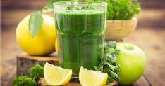 Pour l'été, testez une limonade verte à la pomme, au gingembre et au citron vert