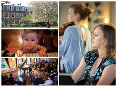Bach to Baby concerts in Blackheath at Mycenae House.