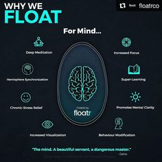 Float for mind management. Many float to manage stress and anxiety. Life can get crazy and an hour break can change your way of dealing with it! Others float to meditate or explore their consciousness. No matter what you do, take timeout! Go for a walk, run, read, chill...Or float! #whywefloat #floating #floatationtherapy #floatlosalamos #floattank #nmtrue #newmexicotrue #sensorydeprivationtank