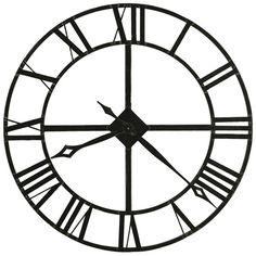 "Found it at Wayfair - Lacy II 14"" Wall Clock"