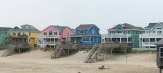 Colorful beach. OBX. Sabrina Sutton Linnehan.jpg
