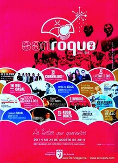 14-24ago FESTAS DE SAN ROQUE | Guía de Vilagarcía