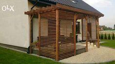 pergola taras altana domek drewutnia zadaszenie patio Mstów - image 4