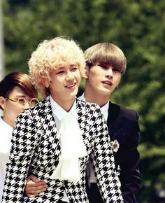 HanJoo - hansol and bjoo : )