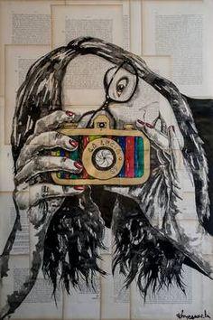 """Saatchi Art Artist Krzyzanowski Art; Painting, """"la Lucia 37"""" #art"""